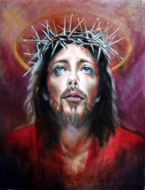 Jesus Christ by hidemitada